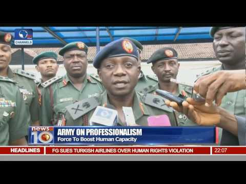 News@10: 3 JTF Members Killed In Nembe 08/08/16 Pt 1