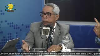 Economista Pedro Silverio Alvarez analiza el desarrollo de la economía dominicana