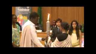 Kwibuka20 Launch In Addis Ababa, Ethiopia At The African Union 20 February 2014