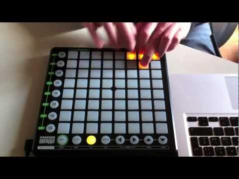 dj - My (WINNER) entry for DJTT's Ableton contest... I just used the Novation Launchpad in 