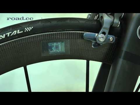 Eurobike 2014: Lightweight Smart Wheel concept