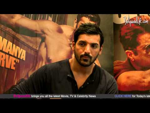 Exclusive chat with John Abraham For Shootout at W