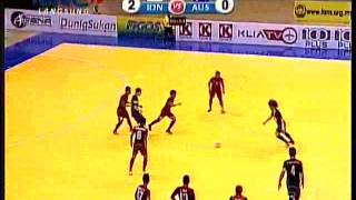Video AFF Futsal 2014 - INDONESIA VS AUSTRALIA (1st) (3-0) FULL MP3, 3GP, MP4, WEBM, AVI, FLV Juli 2017