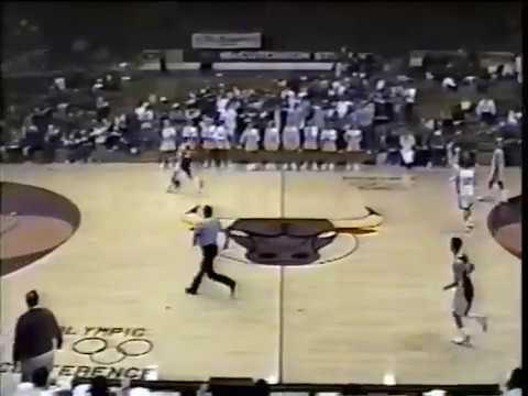 Kokomo Boys Basketball Vs  McCutcheon 1998