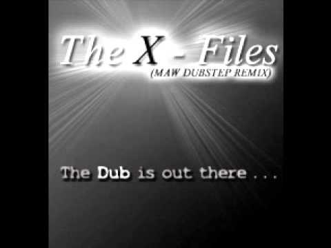 X-Files theme dubstep
