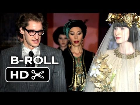 Yves Saint Laurent (B-ROLL)