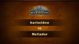hariseldon vs Meliador, game 1