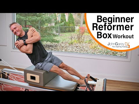 Beginner Pilates Reformer Box Workout - 15 Minute