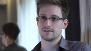 NSA Whistleblower Edward Snowden: 'I Don't Want To Live In A Society That Does These Sort Of Things'