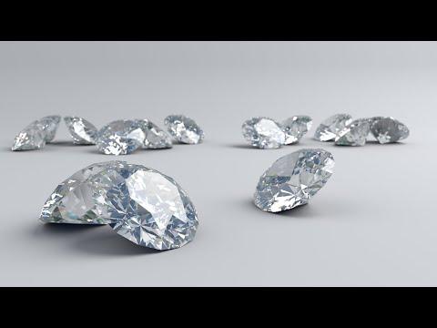 Radiocarbon found in Diamonds