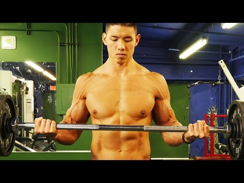 My Arm Workout – Mike Chang