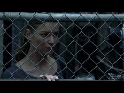 Banshee Season 1: Episode 2 Clip - Carrie Fight Workout