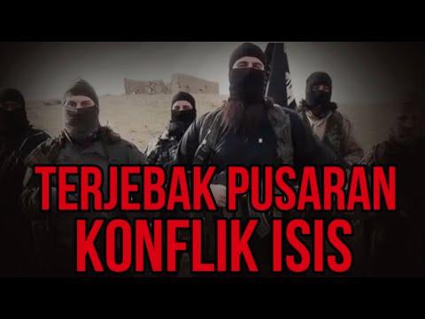 Terjebak Pusaran Konflik ISIS