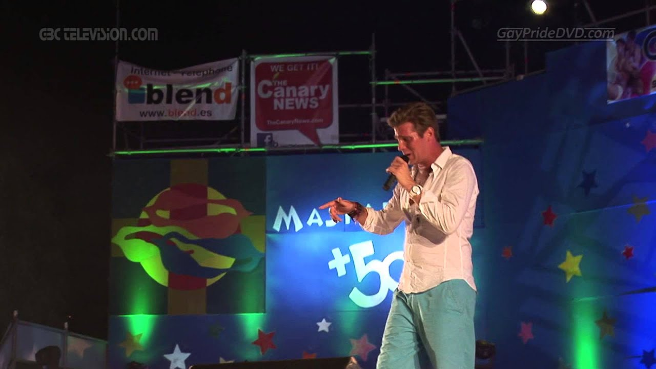 Maspalomas Pride 2012: BassHunter Part 2