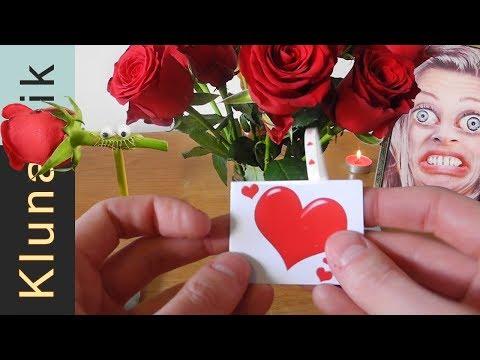 Happy Valentine's Day!!! Kluna Tik Dinner #101 | ASMR eating sounds no talk