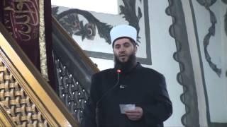 Mirnjohje për Xhematin e Isa Beut - Hoxhë Muharem Ismaili - Hutbe