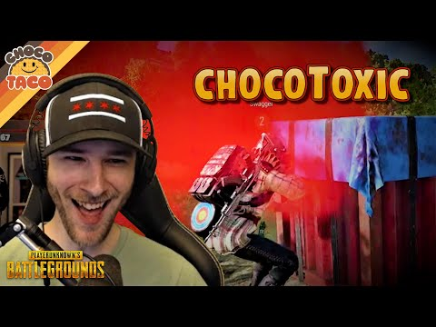chocoTaco is Being Toxic Again ft. Swagger - PUBG Duos Gameplay