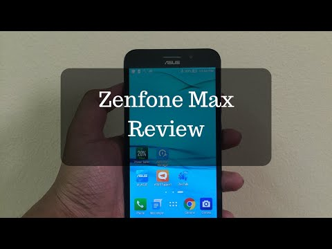 New Asus Zenfone Max Review