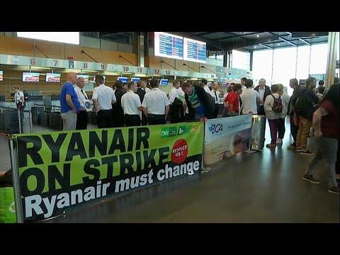 Ryanair: Τα δικαιώματα των επιβατών για αποζημιώσεις από τις απεργίες…