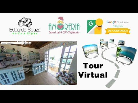 Tour virtual 360º Amoreria em Gonçalves - MG