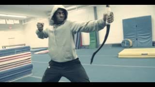 Stuntmen Bow And Arrow Acrobatic Trick Shots