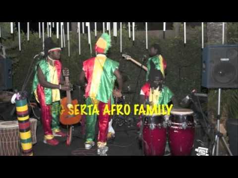 APERITIVO AFRO REGGAE LIVE