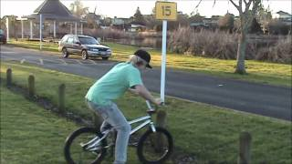 Huntly New Zealand  city images : bmx in huntly NZ