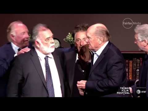 'The Godfather' 45th anniversary reunites cast