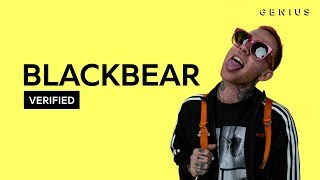 "Video blackbear ""do re mi"" Official Lyrics & Meaning 