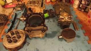 6. DRZ400 teardown part 1 (The Beginning)