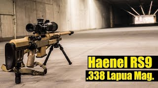 Download Lagu Haenel RS9  .338 Lapua Magnum Mp3
