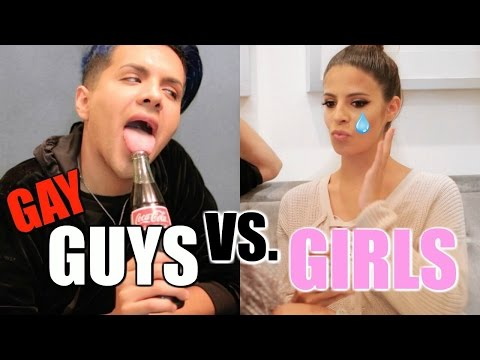GAY GUYS VS GIRLS  | RELATIONSHIPS