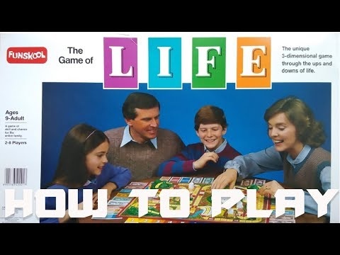How to play The game of Life in hindi