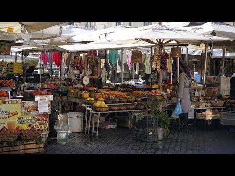 COVID-19: «Κόκκινη ζώνη» όλη η Ιταλία