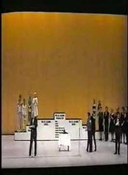 Prix de Lausanne 1997 - The winners