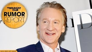 "Bill Maher In Trouble For ""Fat Shaming"" Jokes"