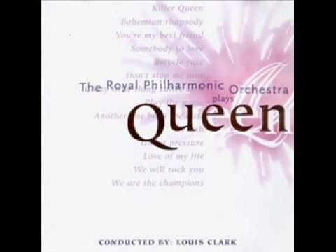 The Royal Philharmonic Orchestra plays QUEEN - 10. Flash