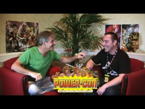 Power-Con 2013 - Interview with Voice Actor Townsend Coleman