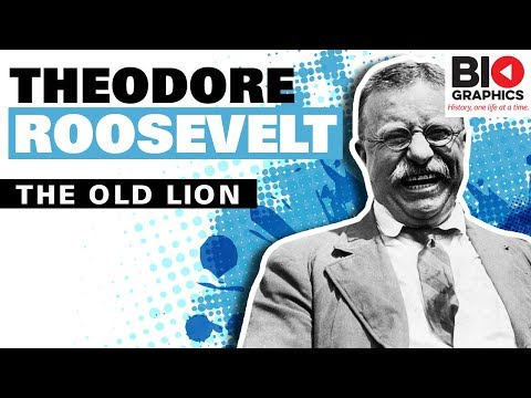 Video Theodore Roosevelt: The Old Lion download in MP3, 3GP, MP4, WEBM, AVI, FLV January 2017