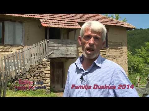 Edhe une jam Kosove - Familja Dushica (Ndertim shtepie) 26.06.2017 (видео)