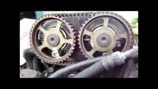 Ford Escort Water Pump Leaking / Problems - Focus / Fiesta / Zetec Engine