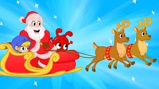 Santa Christmas Video For Kids - With Morphle and Cute Animals full download video download mp3 download music download