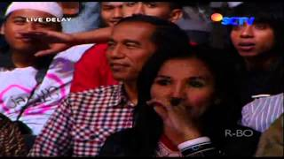 Video WALI BAND Feat THE VIRGIN [Aku Bukan Bang Toyib] Live At Konser Wali Dijamin Rasanya (10-06-2014) MP3, 3GP, MP4, WEBM, AVI, FLV Agustus 2018