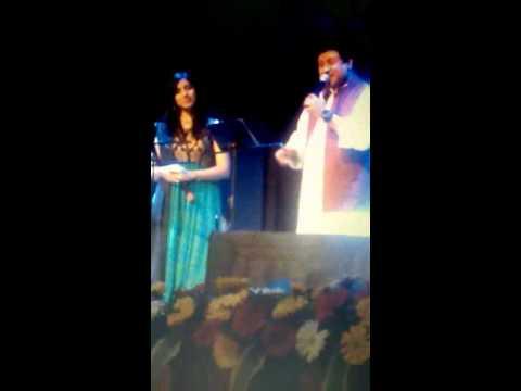 Dhal Gaya Din (Humjoli) performing with Srikant Anand Narayan