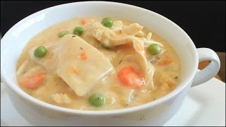 Learn how to make the BEST chicken n dumplins you will every have!! Comfort food at it's finest! This takes a bit of time to make...