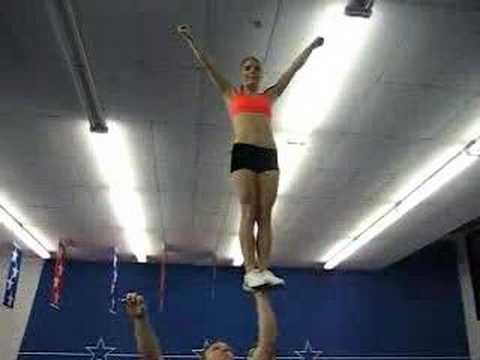 Awesome Cheerleading Stunts