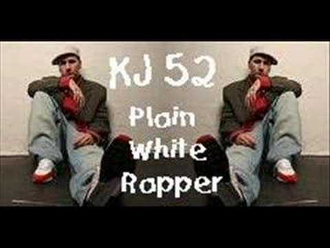 KJ-52 - Plain White Rapper In A Minivan
