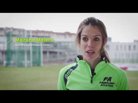 Maitane Melero mejor Deportista 2017