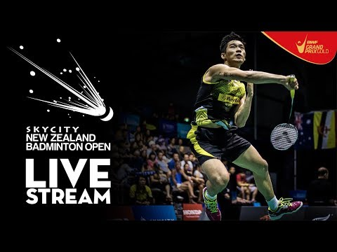 SKYCITY New Zealand Badminton Open Quarter-finals - Court 2