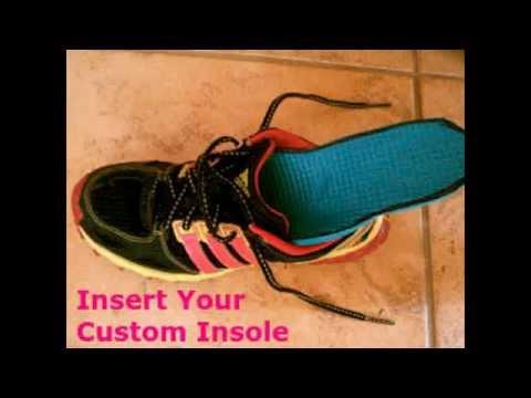DIY Yoga Mat Custom Insoles !